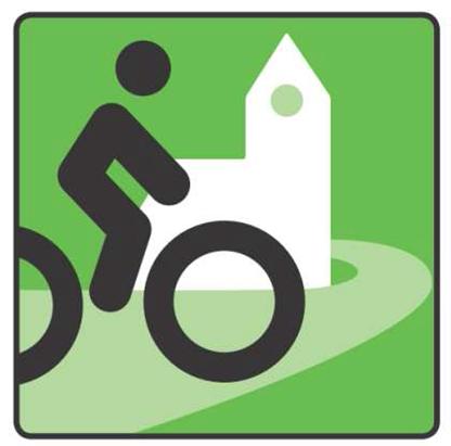 Logo der Radwegekirchen